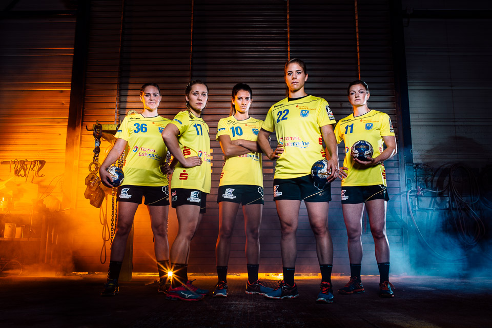 bundesliga handball frauen