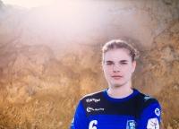 BSV Handball Torhueterin