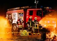 Feuerwehreinsatz Buxtehude