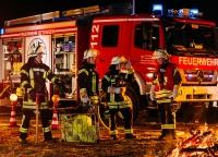 Feuerwehrtruppe