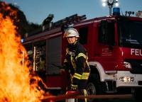 Werbekampagne Feuerwehr