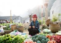 vietnamesisches Gemuese auf dem Markt.jpg