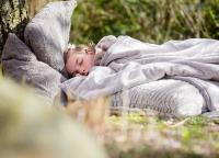 friedlicher Mittagsschlaf